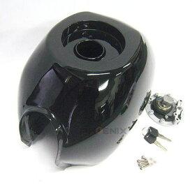 モンキー ゴリラ APE 9.5L カスタム 角型 燃料 タンク 黒
