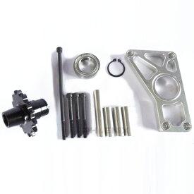 モンキー DAX 6J オフセット スプロケット アウターボード