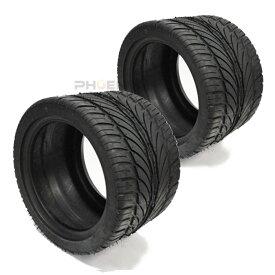 ATV バギー ジャイロ トライクなど 超扁平 10インチ チューブレス タイヤ 235-30-10 2本