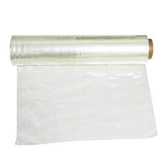 Clear heat-shrink film 100 meters easy and beautiful! Protects from scratches and dirt! 100 m x 60 cm x 0. 03 mm (P16Sep15)