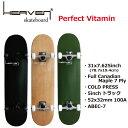 Vitamin 31×7.625 HEAVEN PERFECT SKATE COMPLETE1番人気のハイスペックモデル 1番人気のサイズ 高品質 カナディアン...