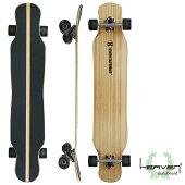 ロングスケートボードHEAVENPeterRide46インチ約116.8×22.8センチ今注目のダンシングスタイル!高品質ロングスケートボードヘブンピーターライド46インチスノボサーフィンのオフトレロングスケボーロンスケサーフスケート