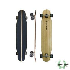 ロングスケートボード44インチHEAVEN SPIN WAVE 44約113.6×24.1センチ今注目のダンシングスタイル 高品質ロングスケートボード ヘブン スピンウェーブ44スノボサーフィンオフトレ サーフスケート カービングスケートボード訳あり