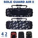 W.S.P. SOLE GUARD AIR 2 ソールガードエアー2 ウェイク用ソールガード Mサイズ 125〜137cm Lサイズ 136〜146cm ブラ…