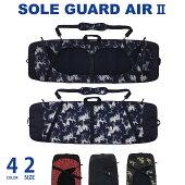 W.S.P.SOLEGUARDAIR2ウェイク用ソールガードAIRエアーMサイズ125〜137cmLサイズ136〜146cmブラックホワイトカモグリーンカモグラフィティウエイクボードカバーウェイクボードケースソールガード