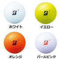 【土日もあす楽】BRIDGESTONEGOLF(ブリジストンゴルフ)TOURBJGRゴルフボールホワイトイエローオレンジ3P3個入り8JWX3P