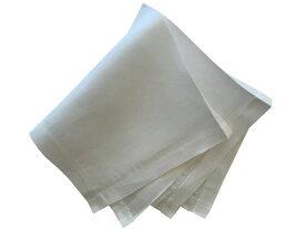 ポケットチーフ リネンチーフ チーフ メンズ 紳士 英国製 Fergusons モーストフォーマル 16 C116