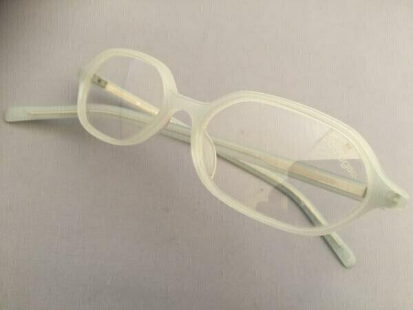 【あす楽対応】メガネ フレーム めがね 眼鏡 セルフレーム クレージュ Courreges デッドストック ヘキサゴン 674 Blue ブルー E313