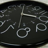日本製さんてる逆転時計