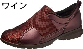 ASAHI アサヒコーポレーション 快歩主義 アクティブシリーズ シューズ KHS L152AC レディース リハビリシューズ 介護靴 日本製 KS2371