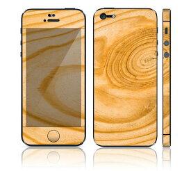 【お取寄せ】 iPhone SE/5S DecalSkin スキンシール [YU36/The Greatwood] デコシール デコシート 前面シール 背面シール iPhone SE 5S iPhoneSE iPhone5S 送料無料 アイフォン アイフォーン アイホン