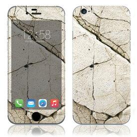 【お取寄せ】 iPhone6/6Plus/6s/6sPlus スキンシール DecalSkin [YU34/ロック] デコシール デコシート 背面シール iPhone 6 6Plus 6s 6sPlus iPhone6 iPhone6Plus iPhone6s iPhone6sPlus 送料無料