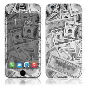 【即納】 iPhone6/6Plus/6s/6sPlus スキンシール DecalSkin [Z4/ドル札] デコシール デコシート 背面シール iPhone 6 6Plus 6s 6sPlus iPhone6 iPhone6Plus iPhone6s iPhone6sPlus 送料無料