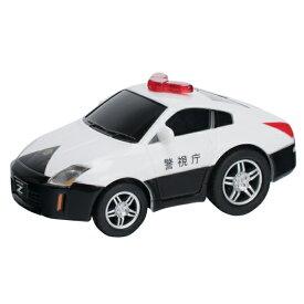 マルカ ドライブタウン 【フェアレディZパトカー】 プルバックカー ミニカー 自動車 おもちゃ 知育玩具