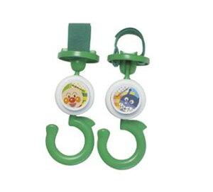 アンパンマン おもちゃ 玩具 おでかけピッピかばんかけ ベビーカー用フック 知育玩具