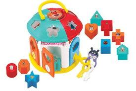アンパンマン おもちゃ 玩具 どこがあくかな?かぎパズル かたちあわせパズル 2歳 3歳 知育玩具