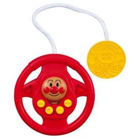 アンパンマン おもちゃ 玩具 どこでもよくばりハンドル 10ヶ月 1歳 知育玩具