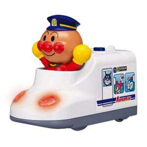 アンパンマン おもちゃ 玩具 おしゃべり新幹線 手転がし走行 乗り物 1歳半 2歳 知育玩具
