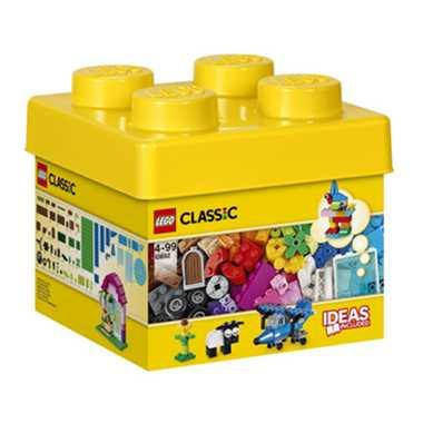 レゴブロック 10692 クラシック 黄色のアイデアボックスベーシック lego レゴ ブロック おもちゃ 知育玩具