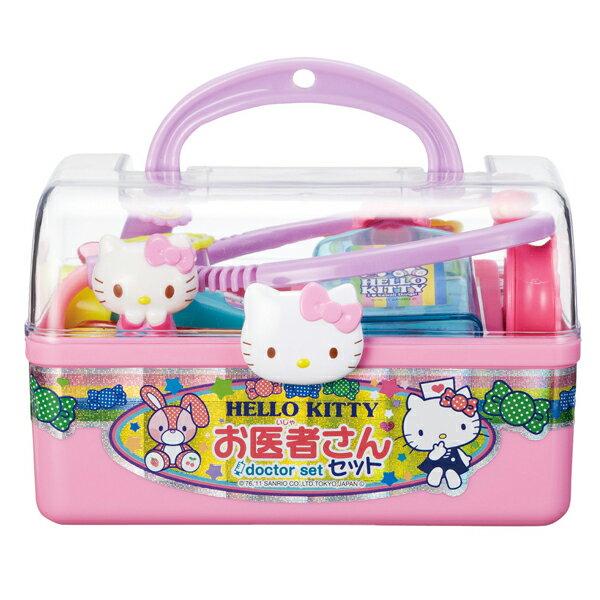 キティちゃん お医者さんごっこかばん お医者さんセット ハローキティ サンリオ おもちゃ 知育玩具