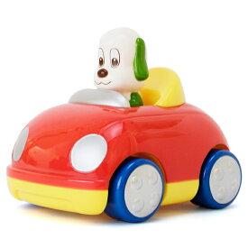 いないいないばあ おもちゃ ワンワンとうーたん ワンワンのドリームカー 車 おもちゃ いないいないばぁ 1歳半 1.5歳 2歳 知育玩具