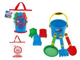 トーマス おもちゃ 玩具 お砂場あそびセット バケツセット 機関車トーマス パーシー バーティー 3歳 4歳 知育玩具