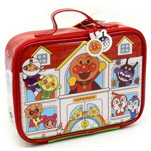 アンパンマン おもちゃ 玩具 おかたづけだいすきペンケース 3歳 4歳 知育玩具 遊んだオモチャや文房具入れにも おでかけバッグ バック 携帯
