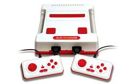 送料無料 プレイコンピューター レトロ ファミコン 互換機 FC互換機 2コントローラー ファミコンカセット テレビゲーム ゲーム機 本体内蔵ゲーム118種 大人から子供まで