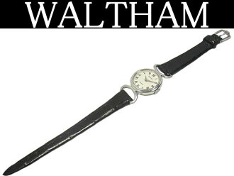 沃尔瑟姆格言女式手表石英 WALTHAM 手表和时钟