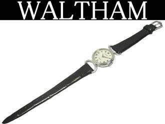 Waltham Maxim ladies watch quartz WALTHAM watch and clock