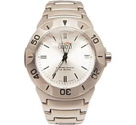 :セクター 540シリーズ クォーツ メンズ 腕時計 シルバー文字盤 SECTOR ウォッチ/時計【中古】