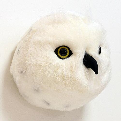 ■ ANIMAL HEAD SNOW OWL (アニマル ヘッド スノー オウル) 【送料無料】 【AS】