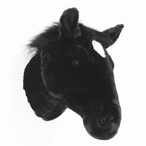 ANIMAL HEAD HORSE BLACK  (アニマル ヘッド ホース ブラック) 【送料無料】 【AS】