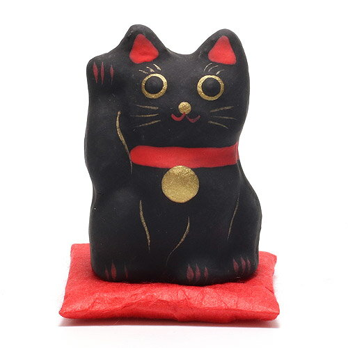 MAME MANEKI KURO (まめまねき クロ 招き猫)