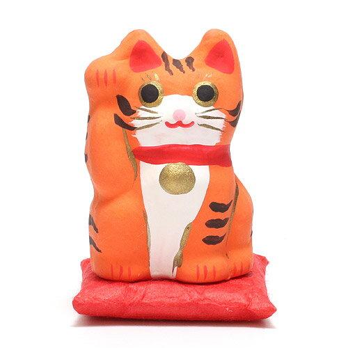 MAME MANEKI CHATORA (まめまねき チャトラ 招き猫)
