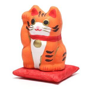 ■MAMEMANEKICHATORA(まめまねきチャトラ招き猫)