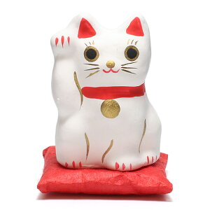 ■MAMEMANEKISHIRO(まめまねきシロ招き猫)