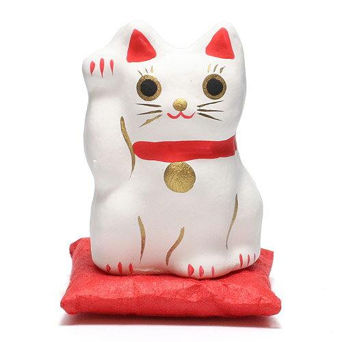 MAME MANEKI SHIRO (まめまねき シロ 招き猫)