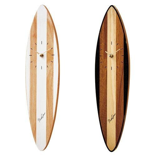■ SURFBOARD CLOCK (サーフボード クロック) CL-3019 【送料無料】 【ポイント5倍】