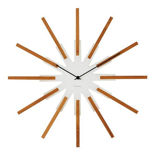 SIRIO WALL CLOCK WHITE (シリオ ウォール クロック ホワイト) CL-3346WH 【送料無料】 【ポイント10倍】 【IF】