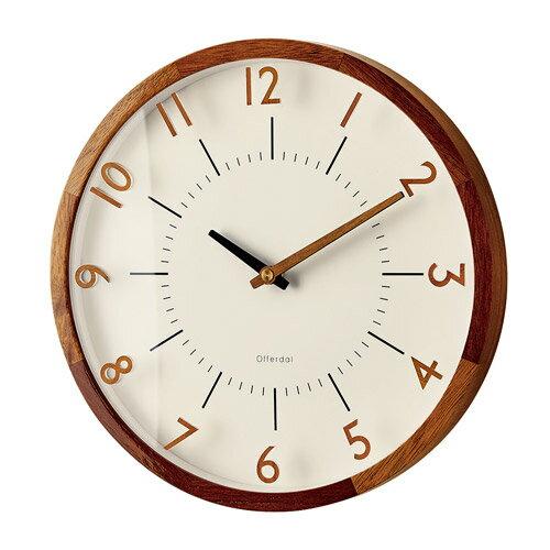 OLAND WALL CLOCK BROWN (オラント ウォール クロック ブラウン) CL-3350BN 【送料無料】 【ポイント5倍】 【IF】