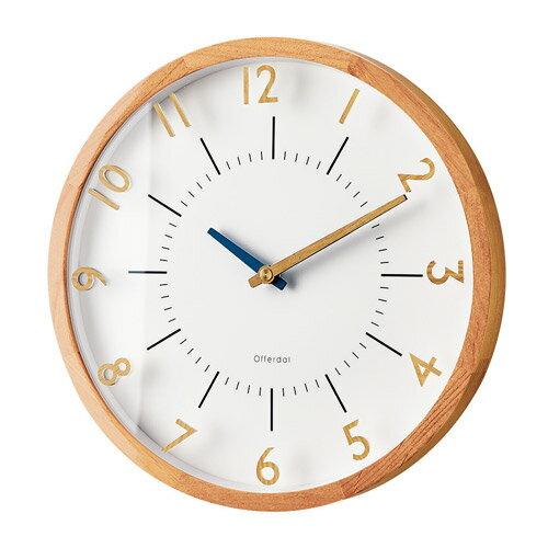 OLAND WALL CLOCK NATURAL (オラント ウォール クロック ナチュラル) CL-3350NA 【送料無料】 【ポイント5倍】 【IF】