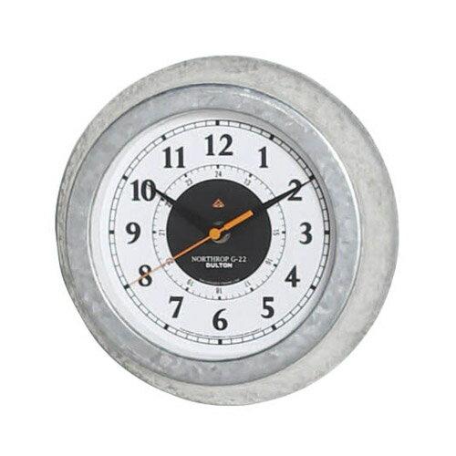 WALL CLOCK NORTHROP G-22 WD (ウォール クロック ノースロップ G-22 ホワイト) K725-928WD 【ポイント3倍】