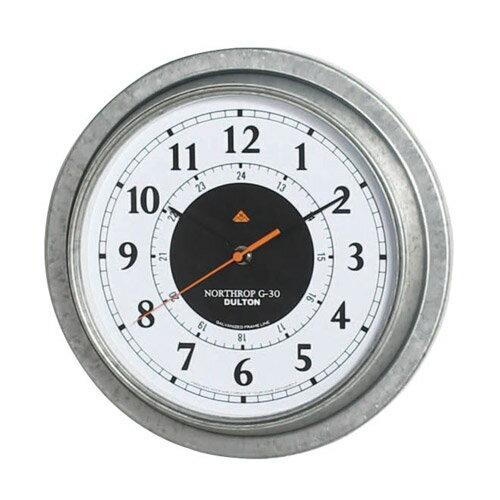 WALL CLOCK NORTHROP G-30 WD (ウォール クロック ノースロップ G-30 ホワイト) K725-927WD 【ポイント3倍】