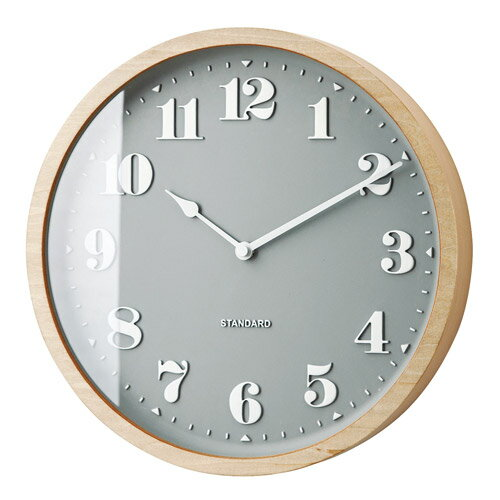 TWEDT WALL CLOCK NATURAL (トヴェット ウォール クロック ナチュラル) CL-2125NA 【送料無料】 【ポイント5倍】