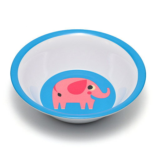 ■ OMM DESIGN MELAMINE BOWL ELEPHANT (OMM デザイン メラミン ボウル エレファント) 【AS】