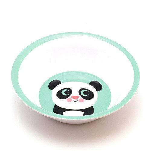 OMM DESIGN MELAMINE BOWL PANDA (OMM デザイン メラミン ボウル パンダ) 【AS】