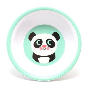 ■OMMDESIGNMELAMINEBOWLPANDA(OMMデザインメラミンボウルパンダ)【AS】