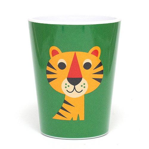 OMM DESIGN MELAMINE TUMBLR TIGER (OMM デザイン メラミン タンブラー タイガー) 【AS】