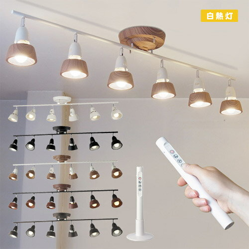■ HARMONY 6 REMOTE CEILING LIGHT (ハーモニー 6 リモート シーリング ライト 白熱灯電球タイプ) AW-0360V 【送料無料】 【ポイント10倍】